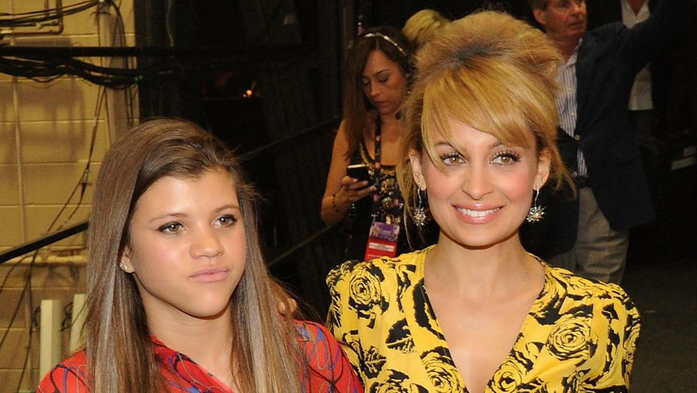 Sofia Richie et Nicole Richie