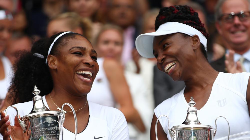 Serena Williams et Venus Williams à Wimbledon
