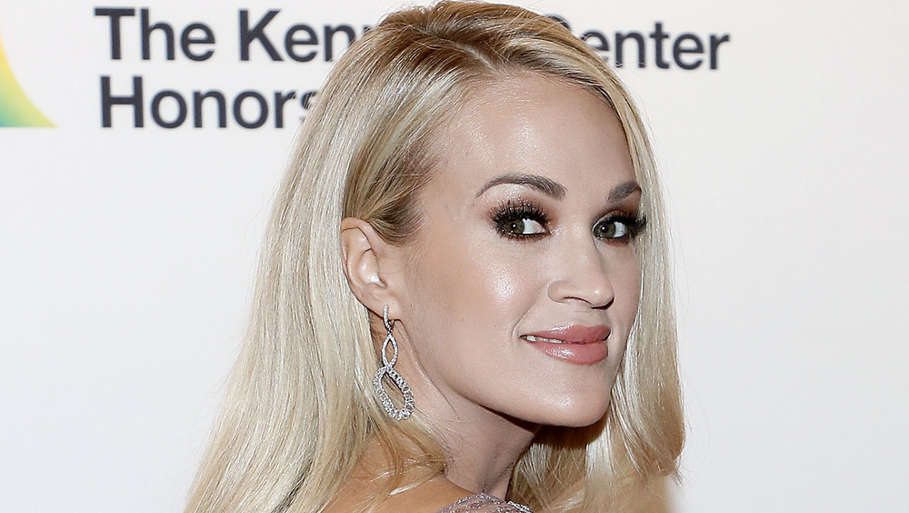 Carrie Underwood au Kennedy Center Honors
