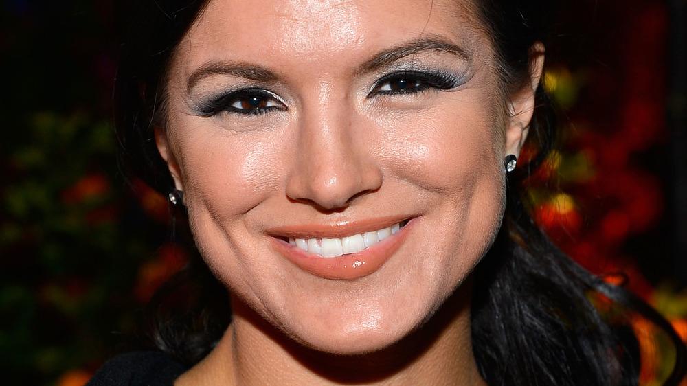 Gina Carano souriante
