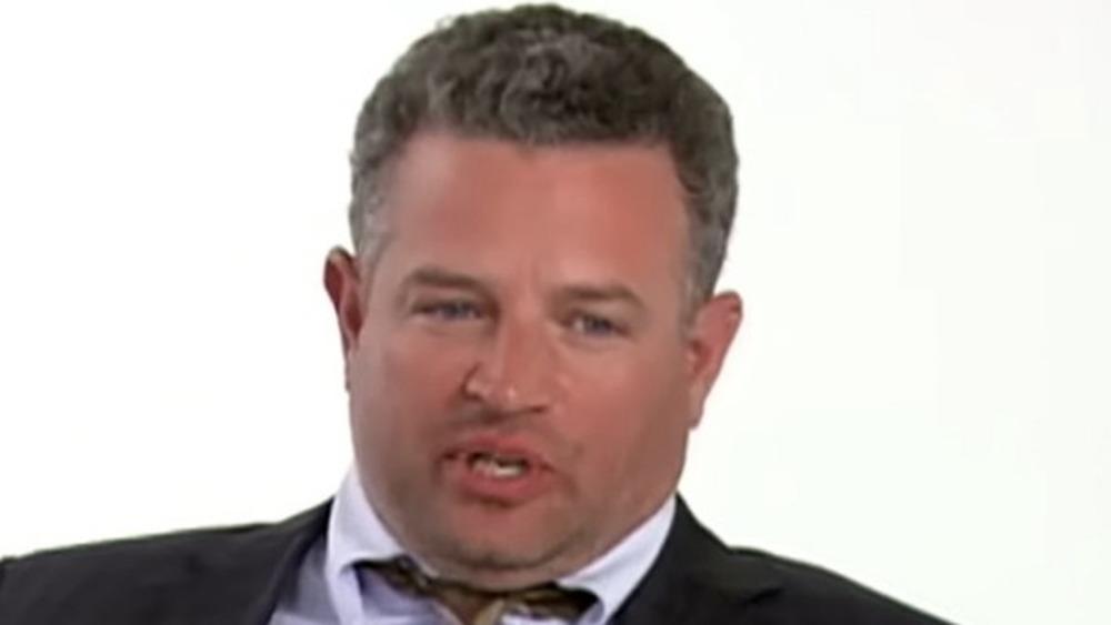 Justin Walker apparaît dans une réunion Clueless