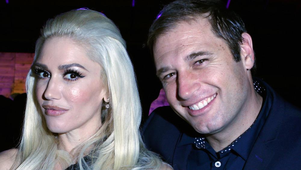 Gwen Stefani et son frère Todd Stefani