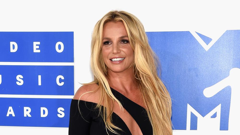 Britney aux MTV VMA 2016