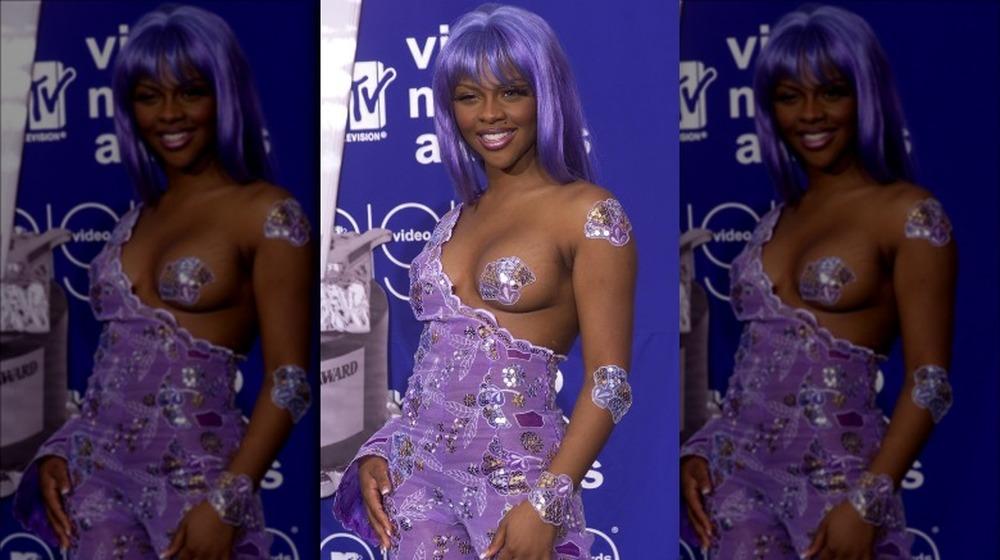 Lil Kim aux MTV VMA 1999