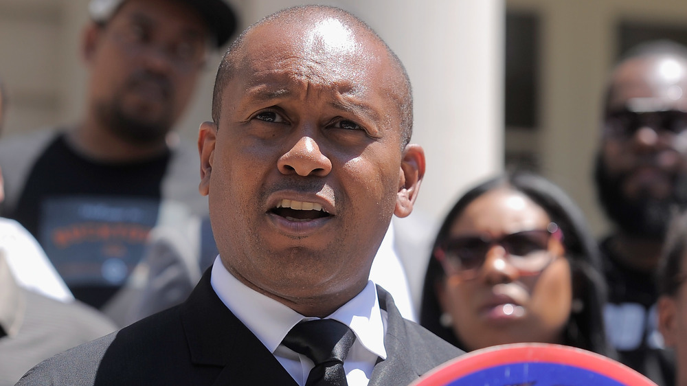 Kevin Powell parle