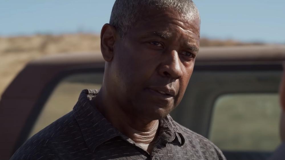 Denzel Washington agissant dans `` Les petites choses ''