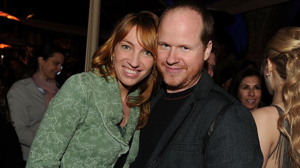 Kai Cole et Joss Whedon souriant