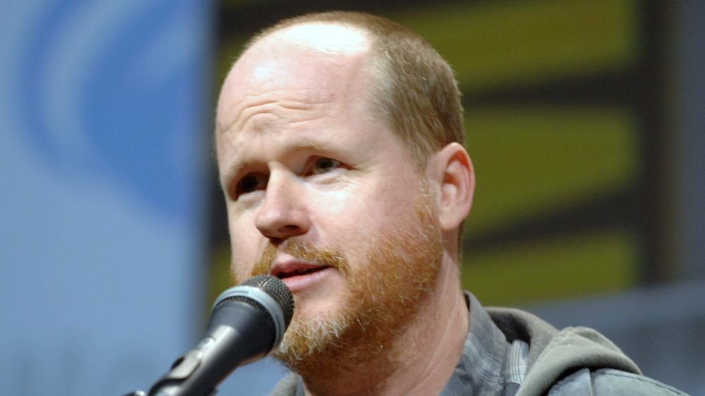 Joss Whedon parlant