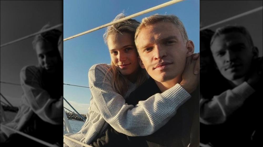 Marloes Stevens et Cody Simpson