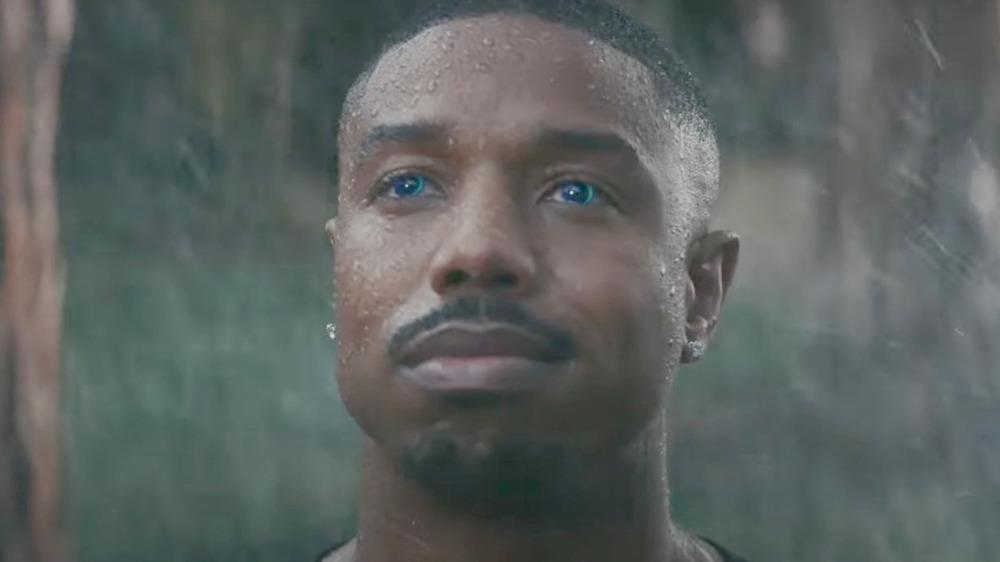 Michael B.Jordan dans la publicité du Super Bowl d'Amazon Alexa 2021