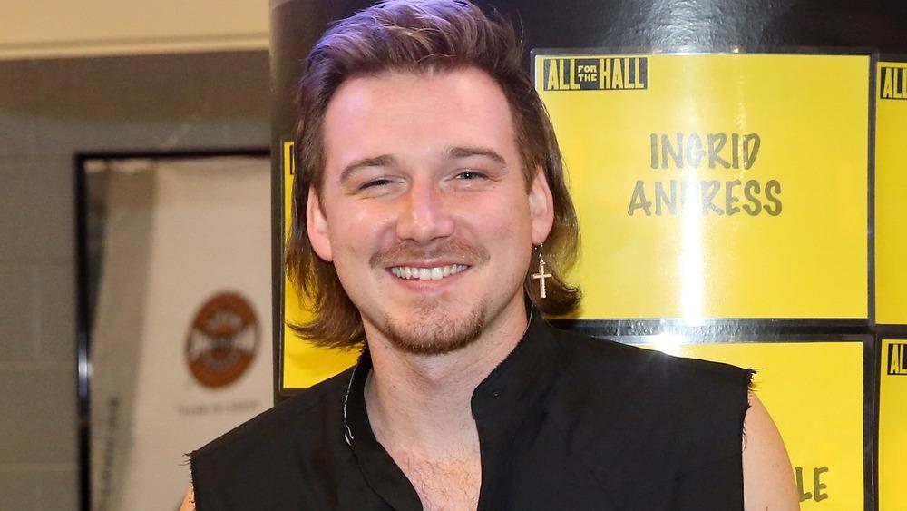 Morgan Wallen souriant