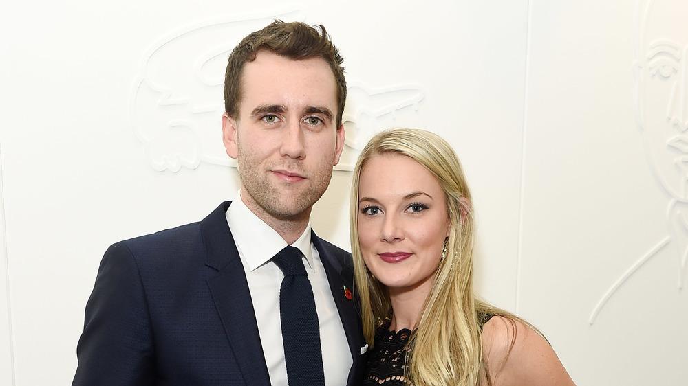 Matthew Lewis et Angela Jones