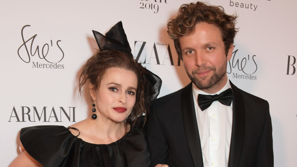 Helena Bonham Carter et Rye Dag Holmboe