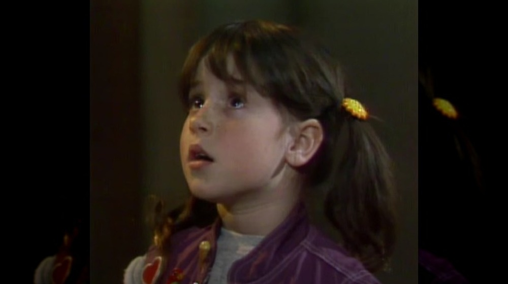 Soleil Moon Frye comme Punky Brewster