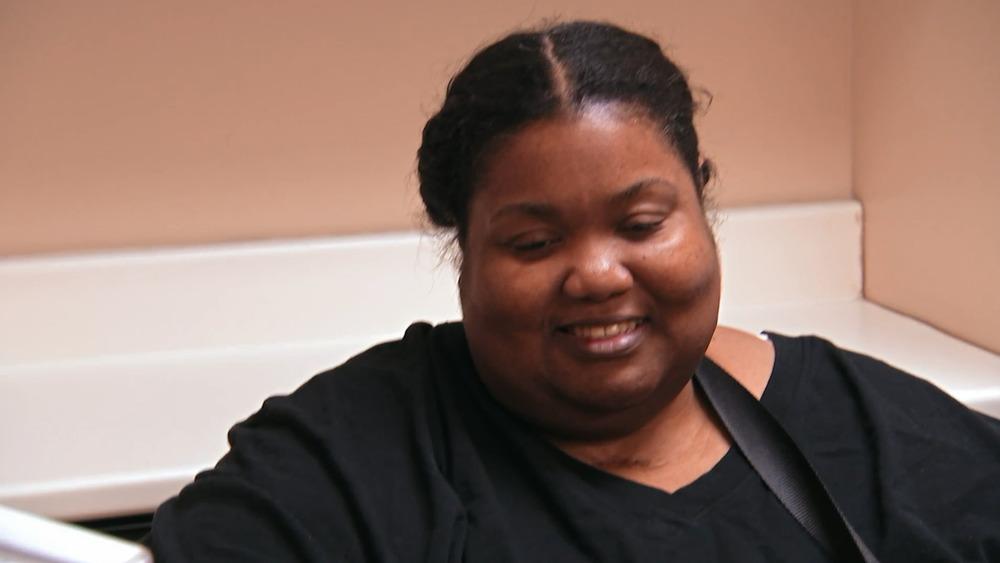 Kelly Mason souriant