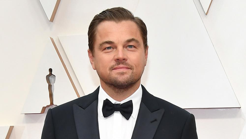 Leonardo DiCaprio aux Oscars 2020