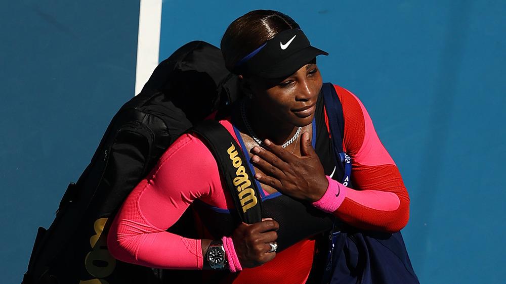 Open d'Australie Serena Williams