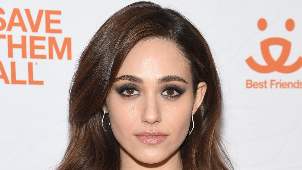 Emmy Rossum, tapis rouge