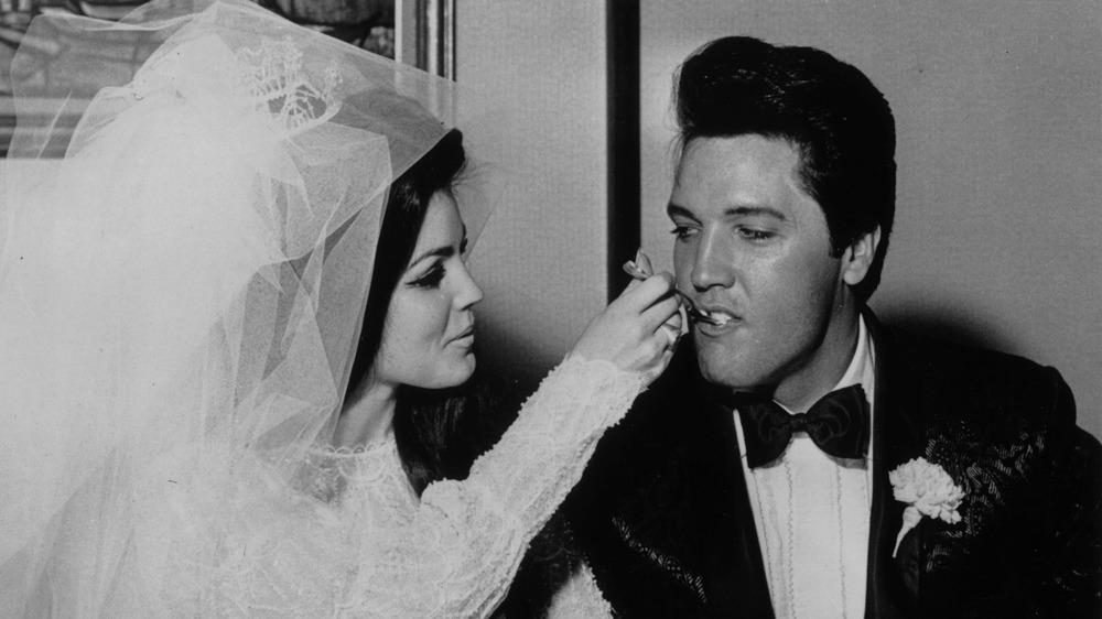 Le mariage de Priscilla Presley et Elvis Presley