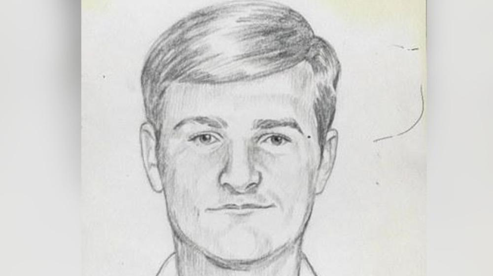 Croquis de la police Joseph James DeAngelo