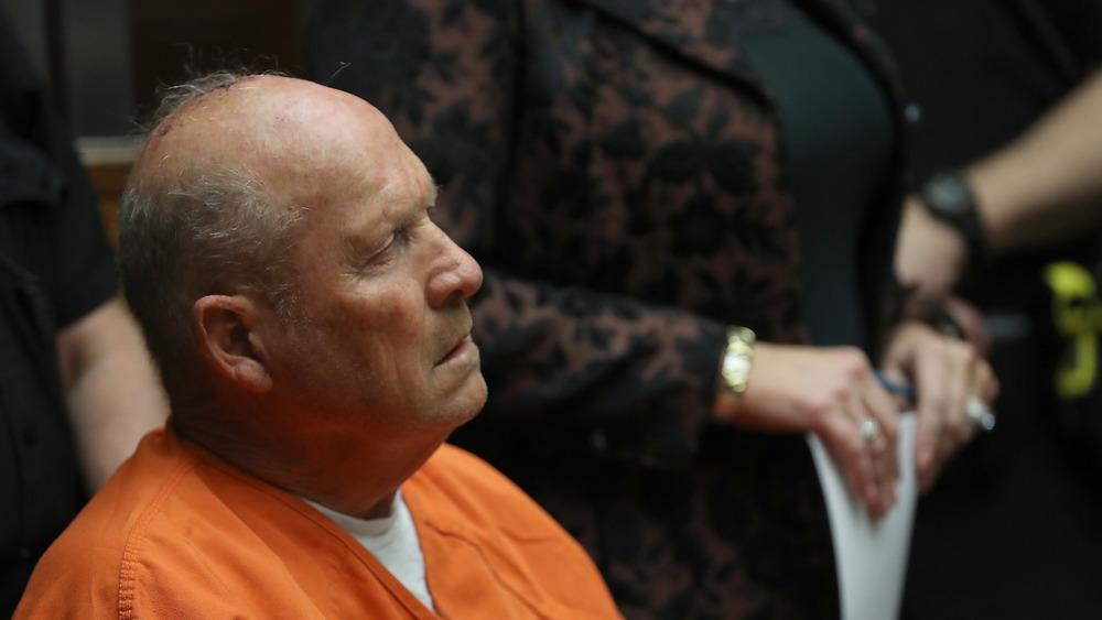 Joseph James DeAngelo au tribunal