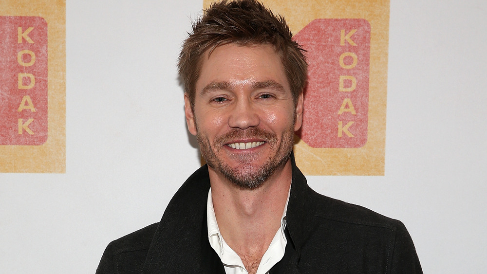 Chad Michael Murray sur tapis rouge