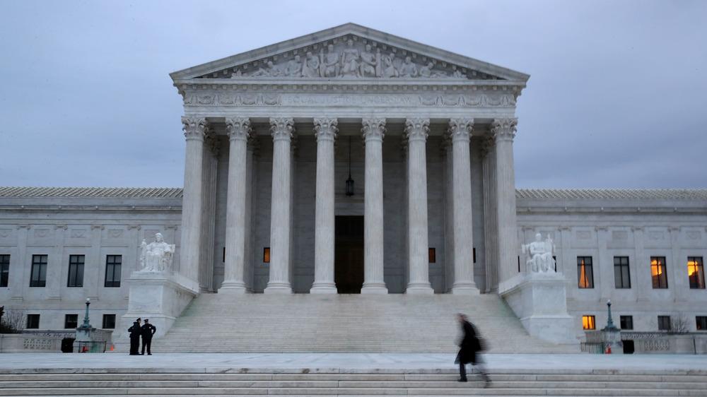 Photo de la Cour suprême