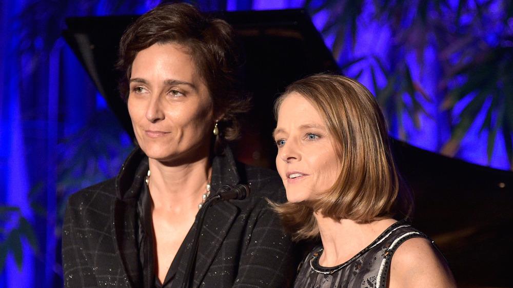Jodie Foster et Alexandra Hedison, cérémonie de remise des prix