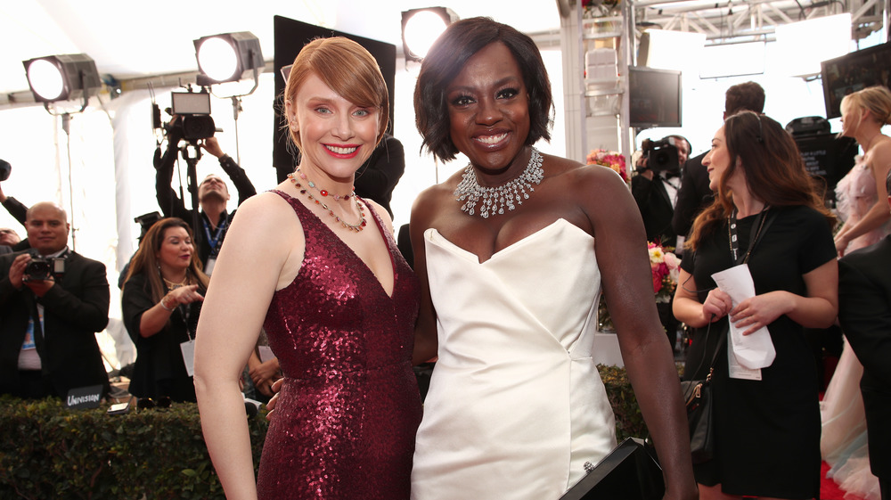 Viola Davis et Bryce Dallas Howard aux Screen Actors Guild Awards 2017