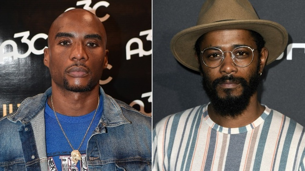 Charlamagne Tha God et Lakeith Stanfield