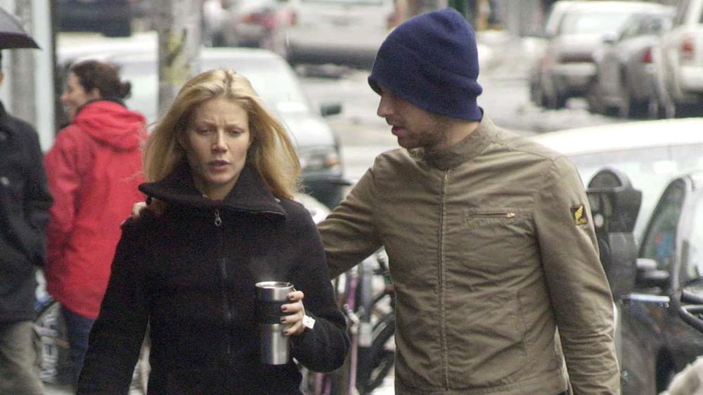 Gwyneth Paltrow et Chris Martin marchent ensemble