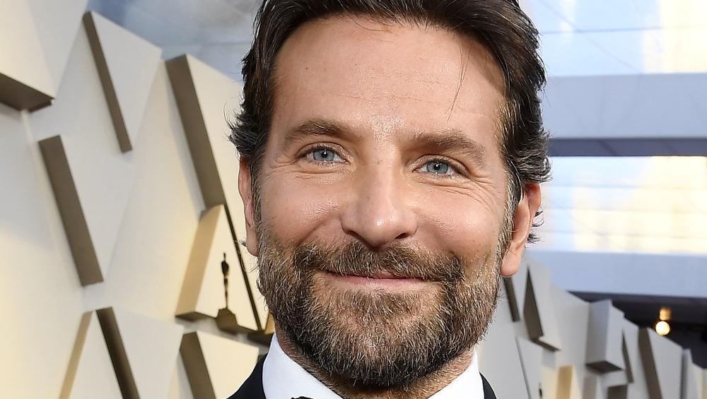 Bradley Cooper sur le tapis rouge