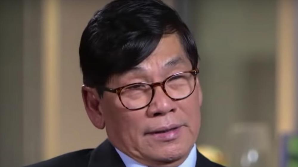 Dr David Dao dans une interview