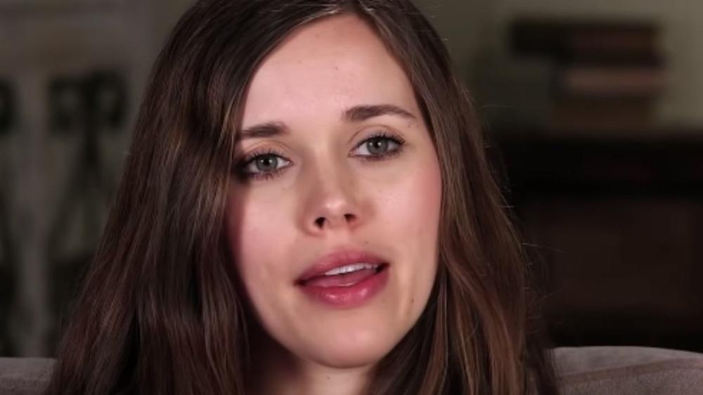 Jessa Duggar Seewald dans un épisode «Counting On» TLC 2020