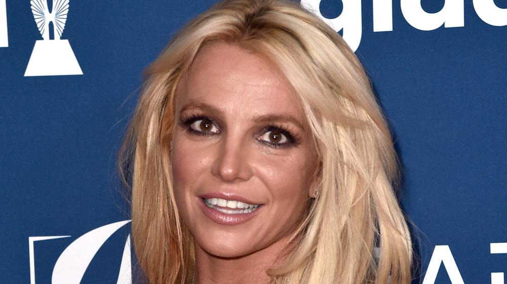 Les manifestants gratuitement Britney