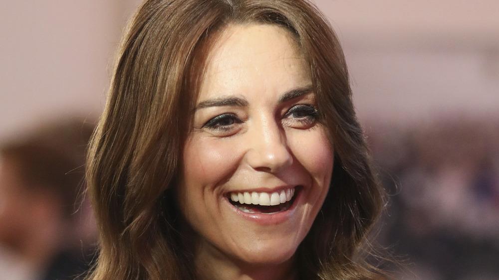 Kate Middleton souriant