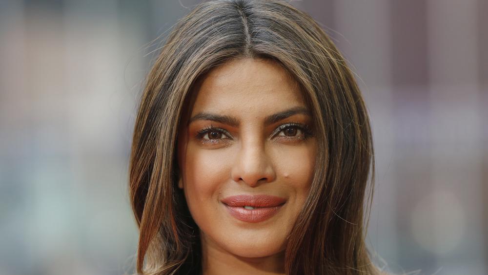 Priyanka Chopra lors d'un événement