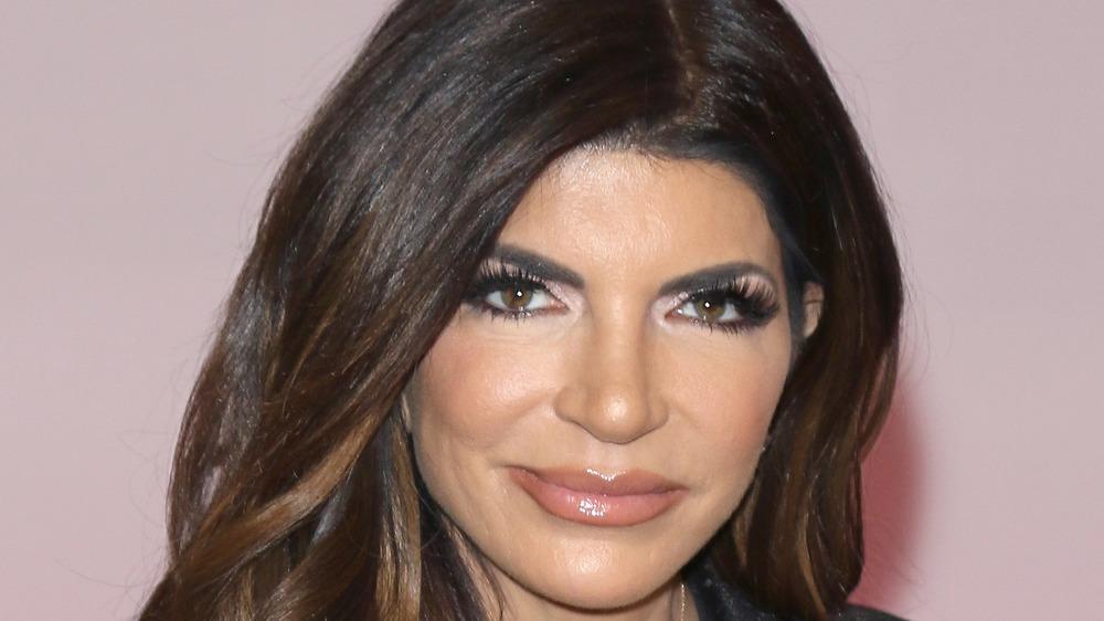 Teresa Giudice souriante