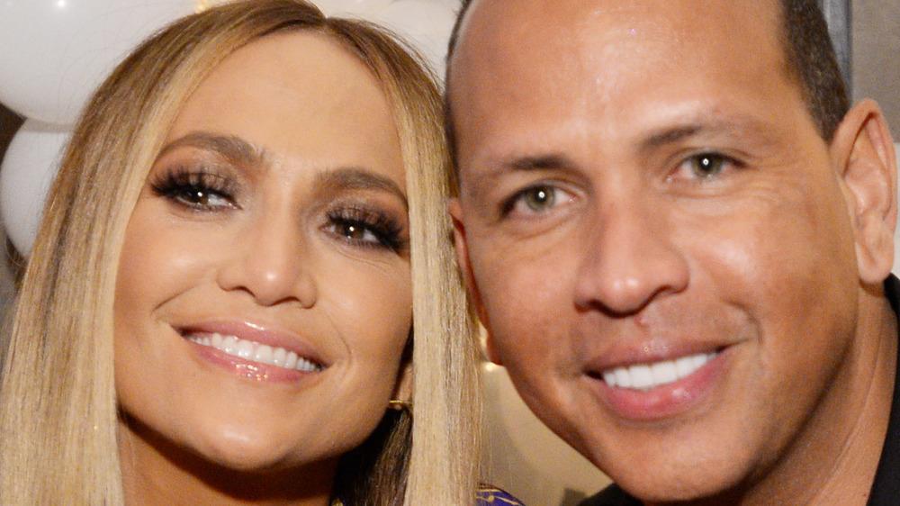 Jennifer Lopez et Alex Rodriguez aux MTV Vanguard Awards 2018