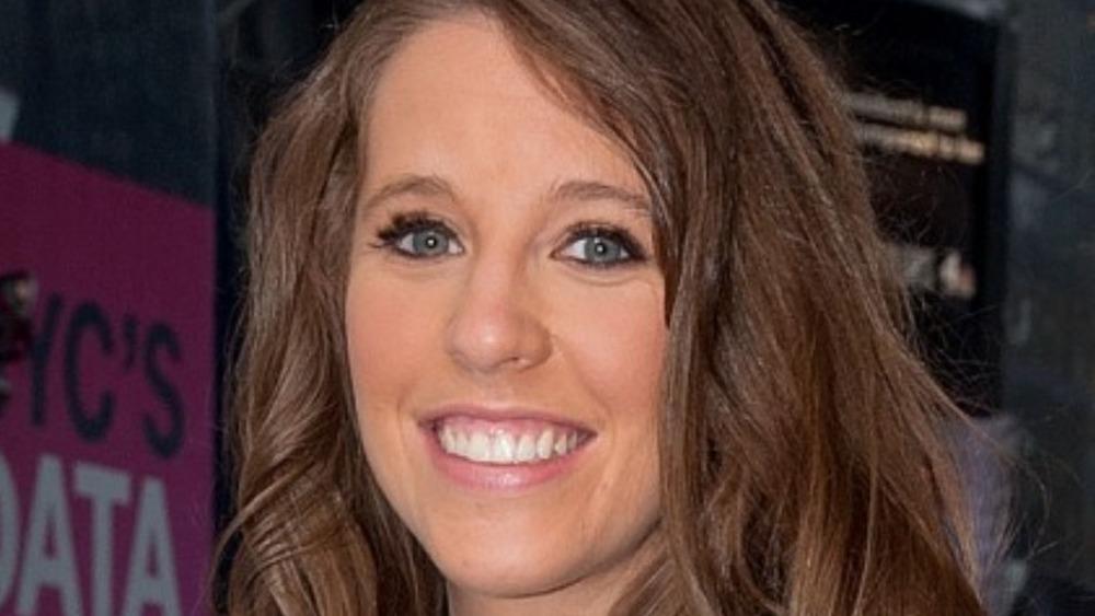 Jill Duggar Dillard souriant