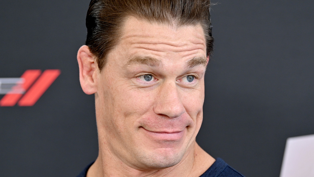 "John Cena participant à ""The Road to F9"" en 2020"