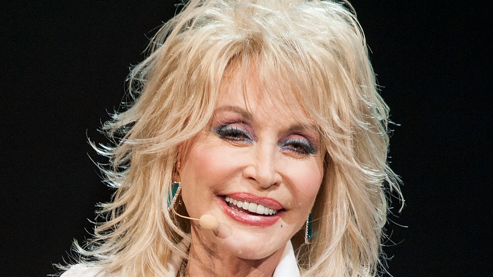 Dolly Parton sur scène