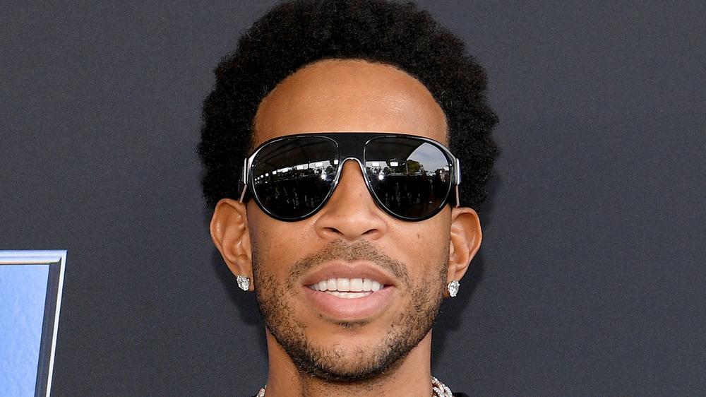 Ludacris sur le tapis rouge