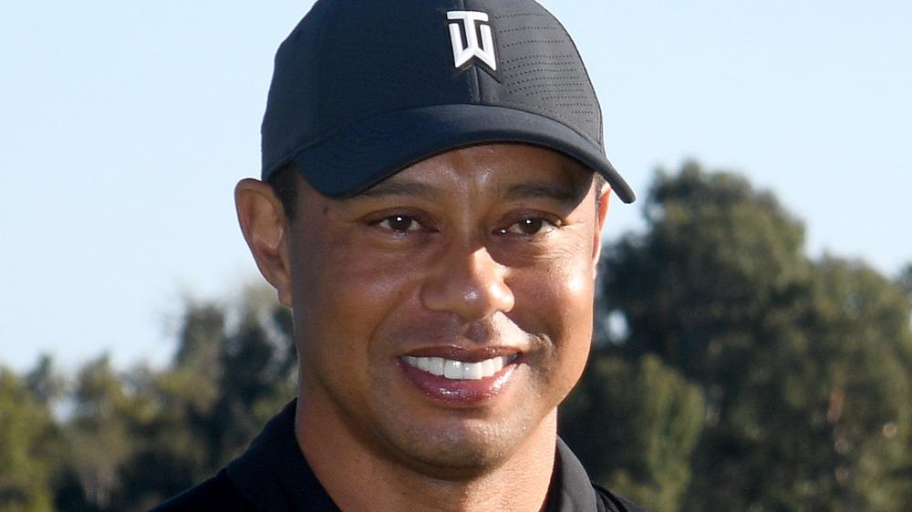 Chapeau Tiger Woods