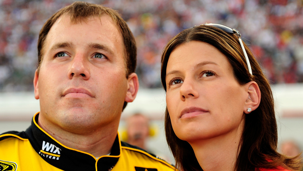 Ryan et Krissie Newman à NASCAR