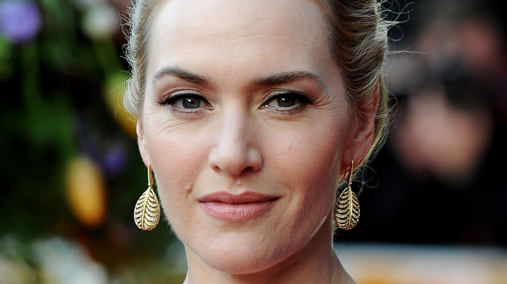 Kate Winslet souriante
