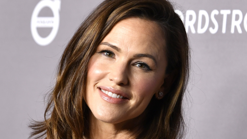 Jennifer Garner souriante