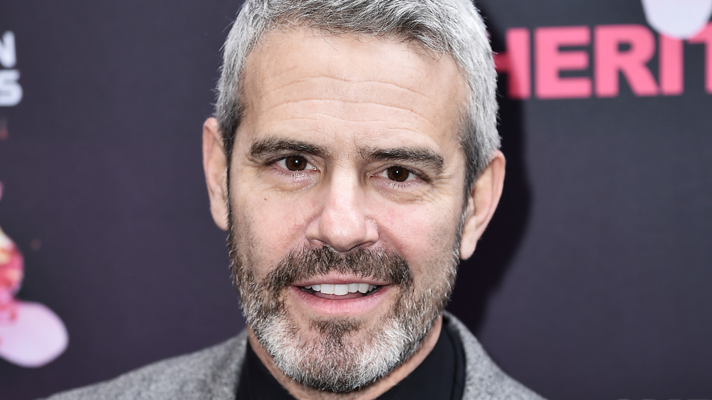 Andy Cohen souriant