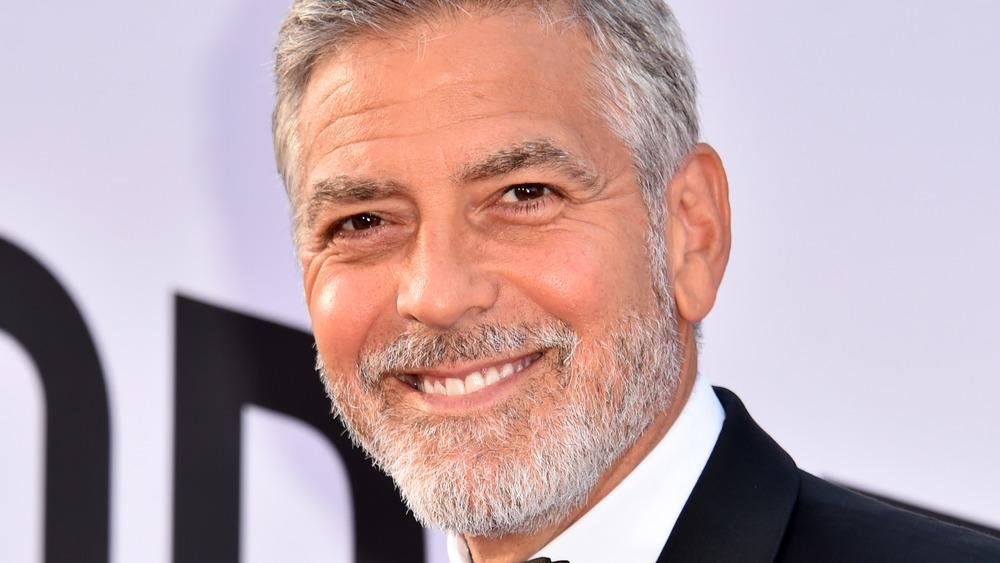 George Clooney lors d'un événement