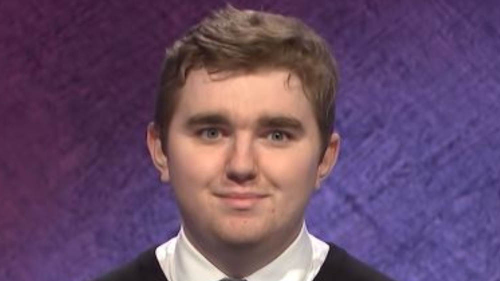 Brayden Smith sur Jeopardy!